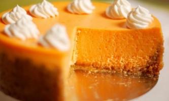 Американський пиріг з гарбуза - пп рецепт
