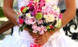 Букет нареченої - без нього не обійдеться жодне весілля!