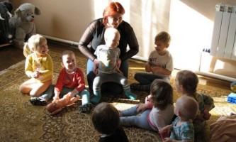 Приватний дитячий садок «гніздечко»