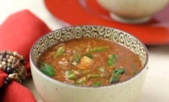 Сочевичний суп по турецьки