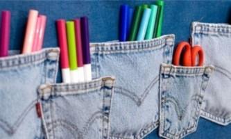 Що зробити зі старих джинсів, або джинсова реінкарнація