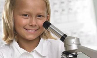 Цифровий usb мікроскоп - корисний подарунок для дитини