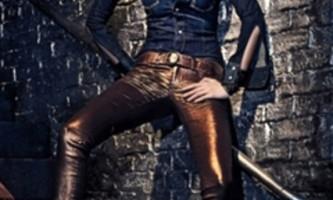 Кольорові джинси - модний тренд осені 2012