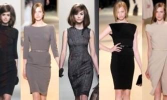 Ділові сукні - основа гардероба бізнес-леді