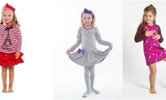 Дитячий одяг оптом від компанії vikki-nikki