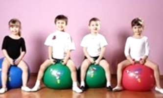 Дитячий фітнес - необхідність?