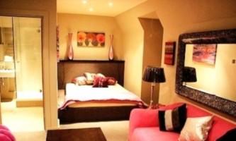 Дизайн однокімнатної квартири для трьох - шукаємо можливості