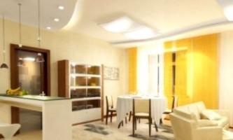 Дизайн однокімнатної квартири. прості правила