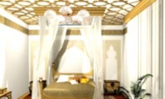 Домашній інтер`єр в індійському стилі