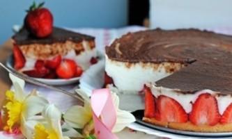Домашній сметанний торт - десерт всім на заздрість!