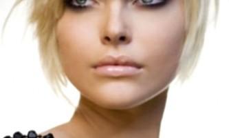 Димчастий макіяж для очей