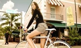Фітнес за допомогою велосипеда