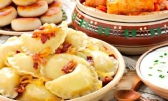 Готуємо смачні вареники з картоплею та грибами - 5 секретів ідеального страви!