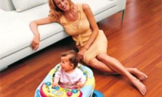 Ходунки і стрибуни дитячі - «за» і «проти»