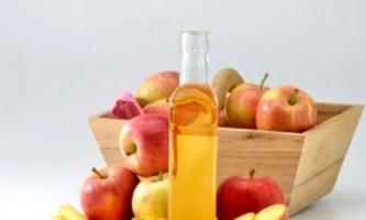 Яблучний оцет при варикозі - це ефективно!