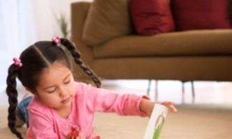 Як ми навчили дочку читати