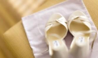 Як правильно вибрати взуття нареченій?