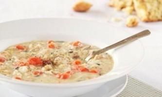 Як приготувати рисовий суп?