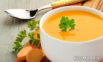 Як приготувати суп-пюре з гарбуза дитині