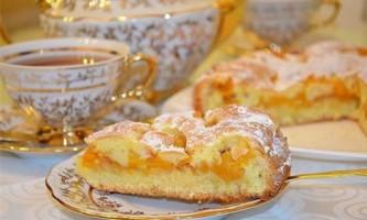 Як приготувати тирольский пиріг з абрикосами