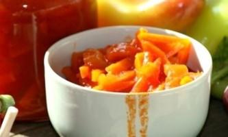 Як приготувати смачну закуску з кабачків