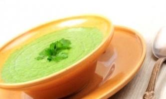 Як приготувати смачний суп-пюре зі шпинату