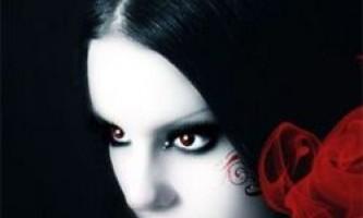 Як зробити готичний макіяж