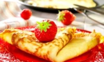 Як зробити тісто для млинців: 3 швидких рецепта