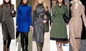 Як вибрати пальто