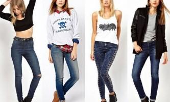 Які джинси будуть модними в сезоні весна-літо 2016 року