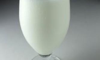 Калорійність молока, корисні властивості