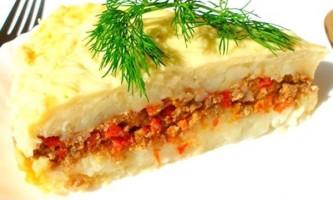 Картопляна запіканка з м`ясом в духовці: класичні і оригінальні рецепти