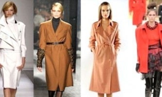 Кашемірове пальто жіноче: модні деталі 2016 року