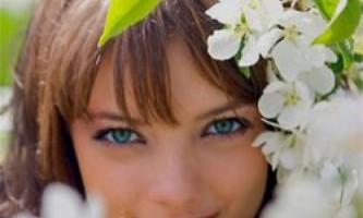 Косметичні весняні маски для обличчя