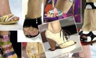 Літнє взуття - новинки сезону!
