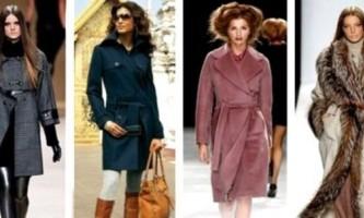 Кращі представники модних жіночих пальто: осінь / зима 10-11