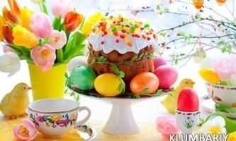 Кращі рецепти пасок на Великдень