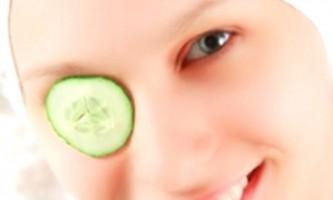 Маска для шкіри навколо очей