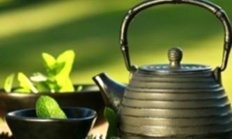 Маски для обличчя з зеленим чаєм