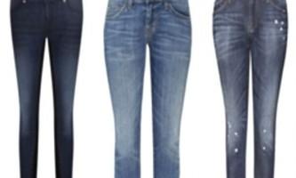 Мода 2013 для чоловіків: джинси