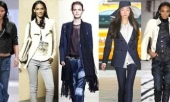 Мода на жіночі джинси весна-2016: вічна класика