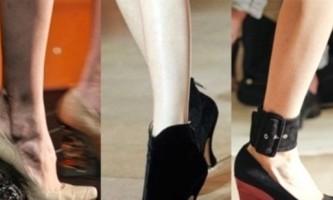 Модне взуття весна 2016
