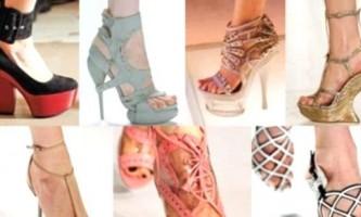 Модне жіноче взуття 2016 року