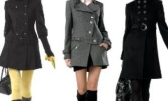 Модне пальто: колекції осінь-зима 2012/13