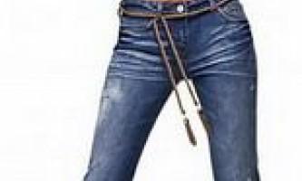 Модні джинси цієї весни