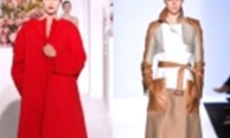 Модні ідеї осені 2012: пальто