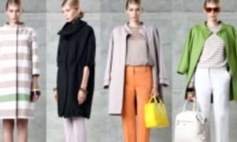 Модні пальто весни 2013