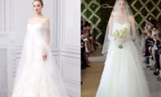 Модні весільні сукні 2013.