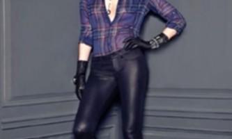 Модний джинси осені 2012: лукбук