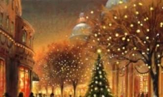 Напередодні Різдва або як з`явився цей свято